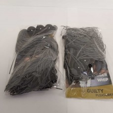 GP RUBBER WHIP BLACK (Color loss product) (színveszteséges)