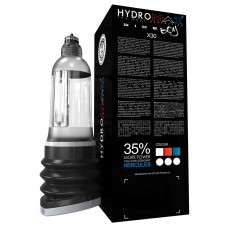 Bathmate Hydromax X30 Wide - Hydropumpa (áttetsző)