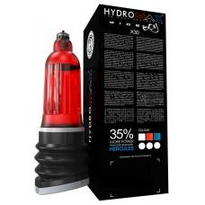 Bathmate Hydromax X30 Wide - Hydropumpa (piros)