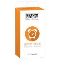 Secura Good Timer - késleltetõ óvszer (24db)