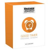 Secura Good Timer - késleltetõ óvszer (100db)