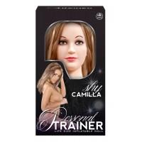 Shy Camilla - életnagyságú guminõ