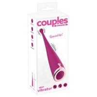 Couples Choice - akkus csiklóvibrátor (pink)