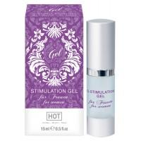 HOT Stimulációs intim gél nõknek (15ml)