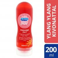 Durex Play 2in1 masszázsolaj - Ylang Ylang - 200ml