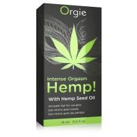 Orgie Hemp - stimuláló intim gél nõknek és férfiaknak (15ml)