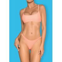 Obsessive Mexico Beach - sportos bikini (korall) L