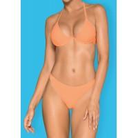 Obsessive Paralia - merevítõs, nyakpántos bikini (korall) L