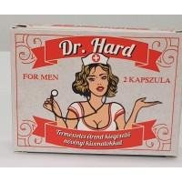 Dr. Hard for men - term. étrendkiegészítõ férfiaknak (2db)