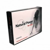 Natural Power - étrendkiegészítõ kapszula férfiaknak (6db)