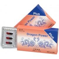 Dragon Power Plus étrend-kiegészítõ (6db)