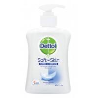 Dettol - pumpás folyékony szappan - Aloe Vera (250ml)