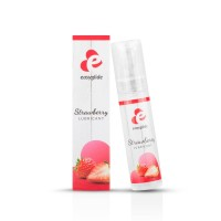 EasyGlide Strawberry - epres vízbázisú síkosító (30ml)