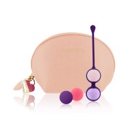 Rianne Essentials - variálható gésagolyó szett (nude)