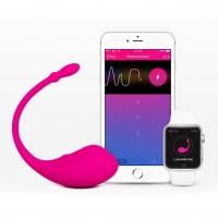 LOVENSE Lush - újratölthetõ okos vibrotojás (pink)