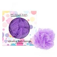 Big Teaze Toys - fürdõrózsa minivibrátorral (lila)